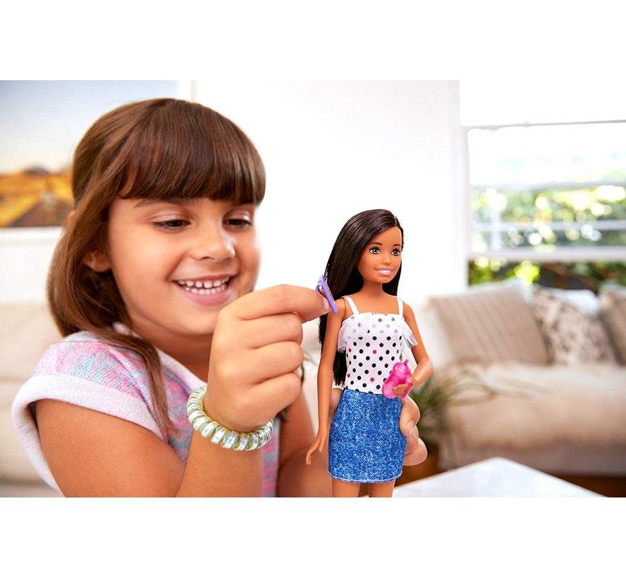 Babysitters Skipper - Inclusief accessoireset  FXG92