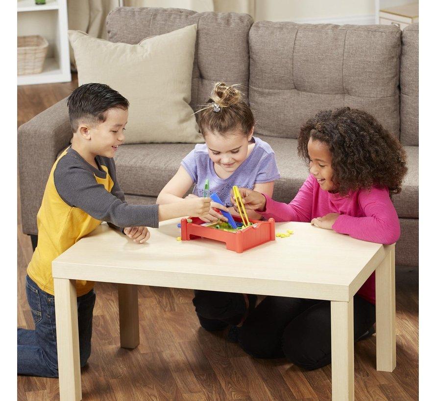 Een bed vol vlooien - Kinderspel - vanaf 4 jaar - 2 tot 3 spelers