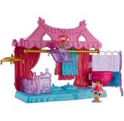 Mattel Fisher Price - Shimmer & Shine - Teenie Genies - vliegende tapijtwinkel