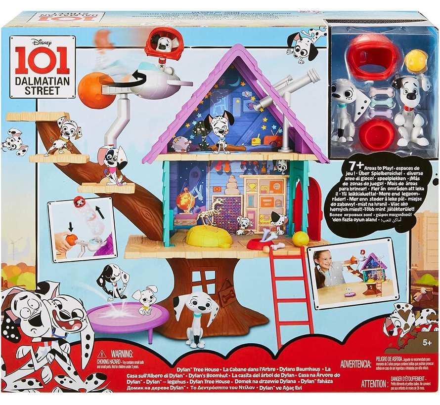 Disney 101 Dalmatiërs - The Treehouse - Boomhut
