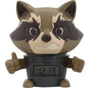 Bulbbotz Marvel The Avengers: Infinity War Rocket Raccoon alarm klok