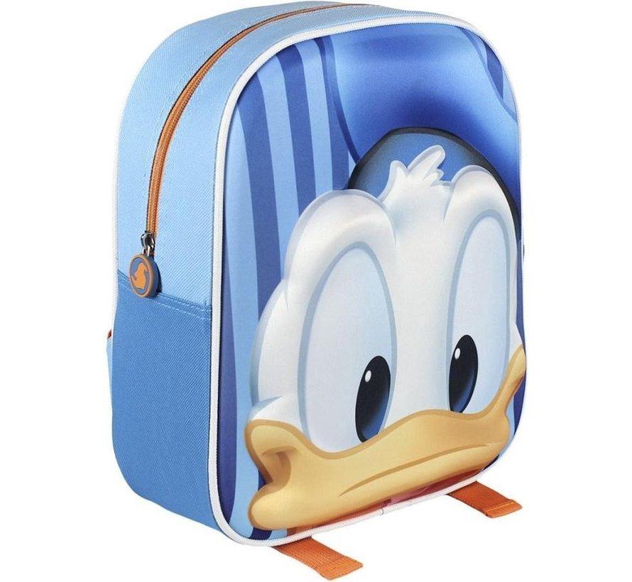 Donald Duck - Junior 3D rugzak - Kinder rugtas