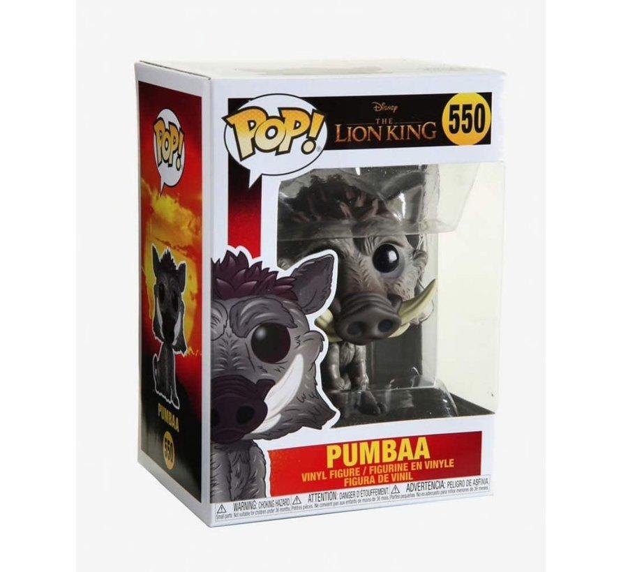 POP! - Disney - The Lion King - Pumbaa #550
