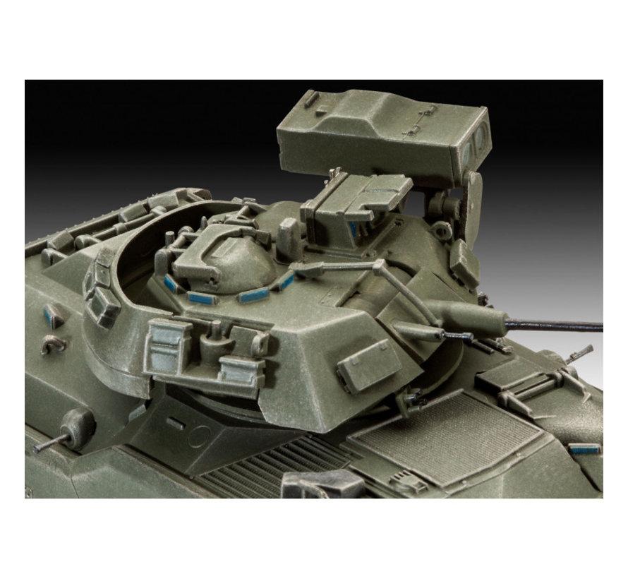 M2/M3 Bradley - 1:72 - Level 4 - 145 delig - nr 3143