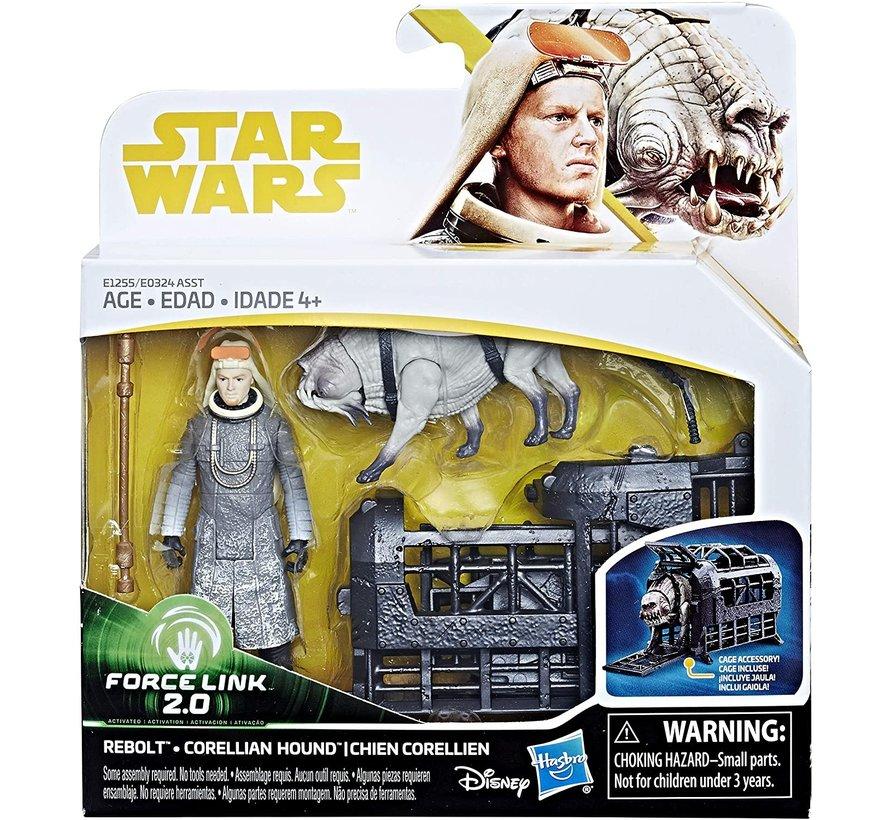 Disney - Star Wars Solo: Rebolt & Corellian Hound