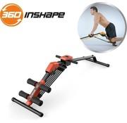 360 InShape Full Body Fitnessapparaat voor weerstandstraining - Home Fitness