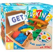 Asmodee Get Packing - Actiespel  - Pak snel in en win! - Kinderspel - Vanaf 6 jaar