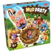 Tactic Mud Party - Gezelschapsspel - Kinderspel - Vanaf 5 jaar - 2 tot 4 spelers