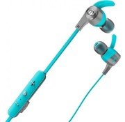 Monster iSport Achieve - Bluetooth draadloze in-ear hoofdtelefoon Wireless - blauw
