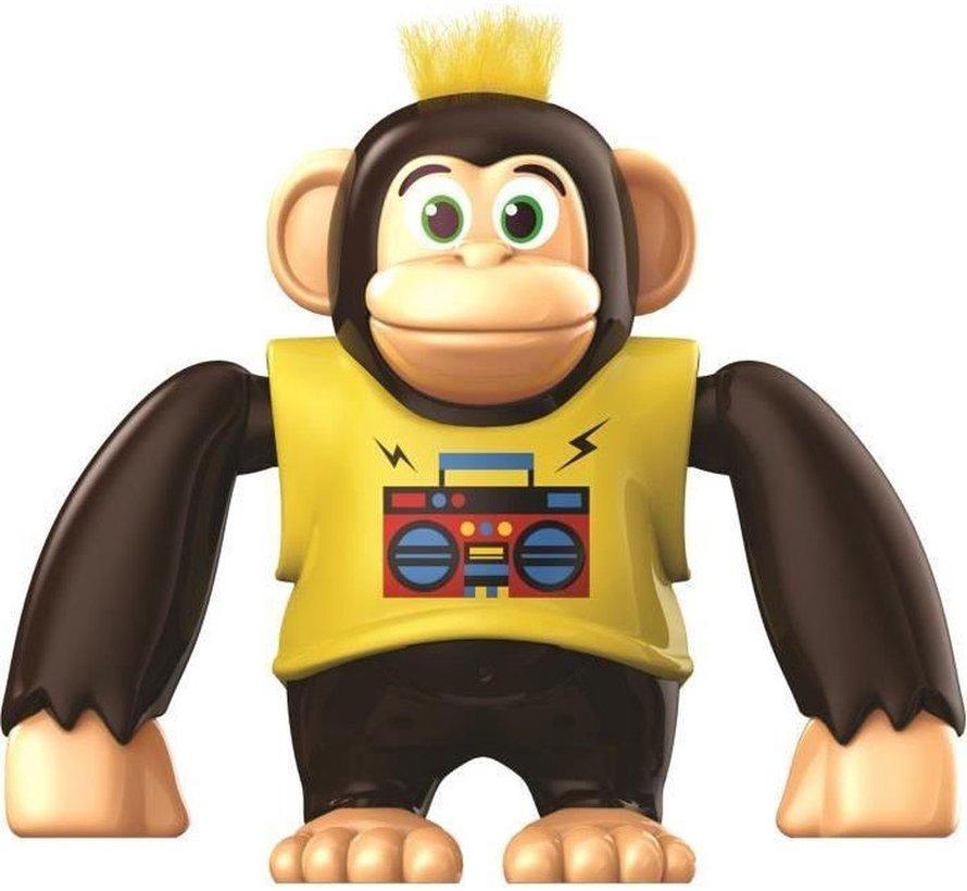 YCOO - Chimpy the Monkey - Geel - 88564 - Interactief