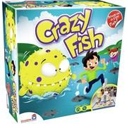 Asmodee Crazy Fish! - Actiespel  - Deze gekke vis heeft het op je benen gemunt!