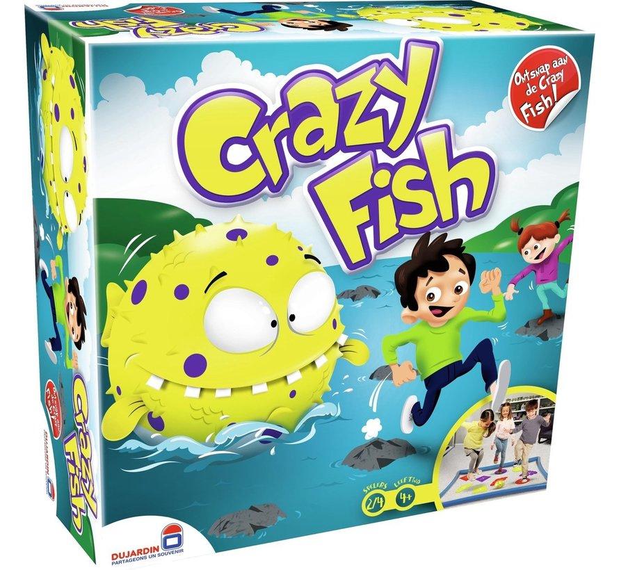 Crazy Fish! - Actiespel  - Deze gekke vis heeft het op je benen gemunt!
