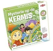 Tactic Story Game - Mysterie op de Kermis - Kinderspel - Inclusief voorleesboek