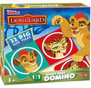 Tactic Disney Junior - The Lion Guard - Mega XL Domino voor kinderen