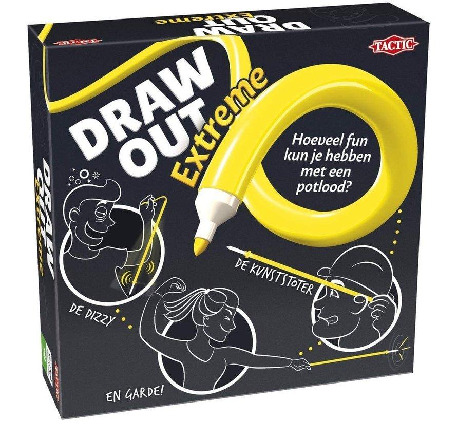 Draw Out Extreme - Klaar voor een nieuwe teken-ervaring? Gezelschapsspel / Familiespel
