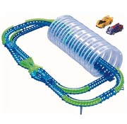 Wave Racers Spiral Frenzy Speedway - Racebaan - 9 Loopings - 2 Auto's - 99 Delig