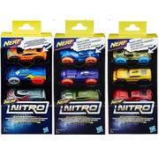 Hasbro Nerf Nitro Foam Car Refill - Schuim auto's 3 stuks navulling
