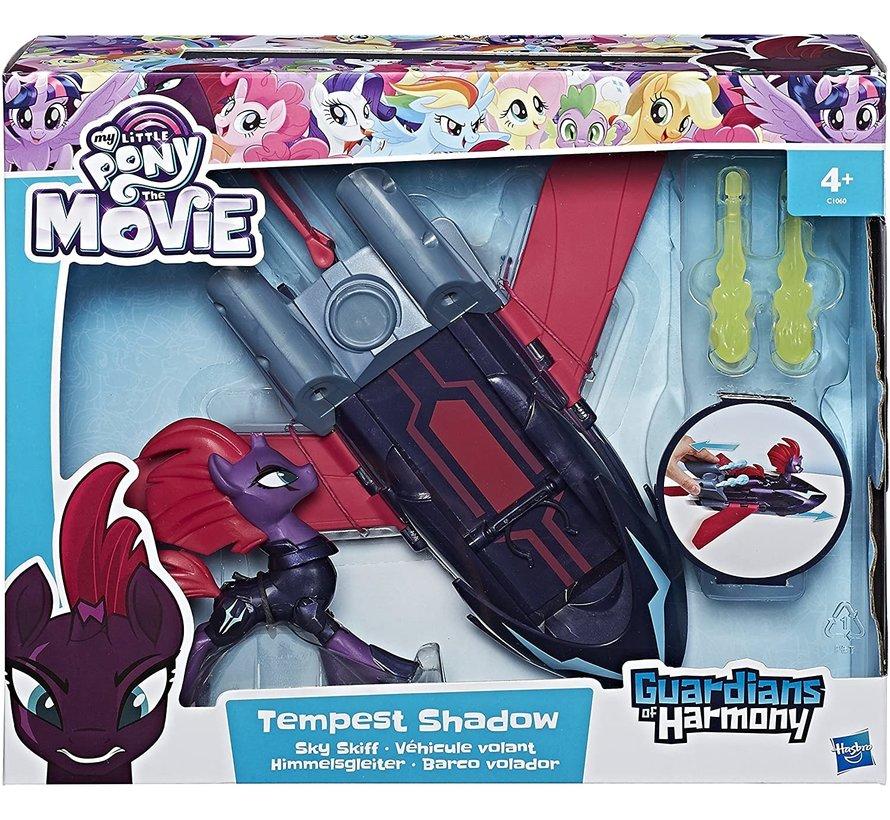 My Little Pony The Movie - Guardians of Harmony - Tempest Shadow - Sky Skiff