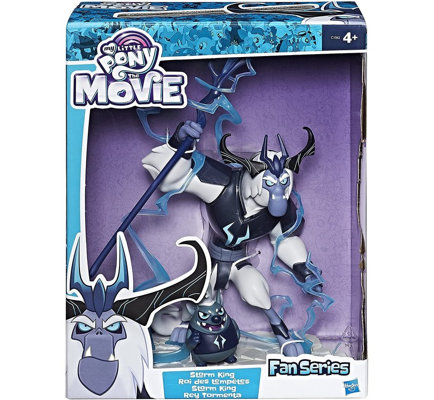My Little Pony The Movie - Fan Series - Storm King And Grubber