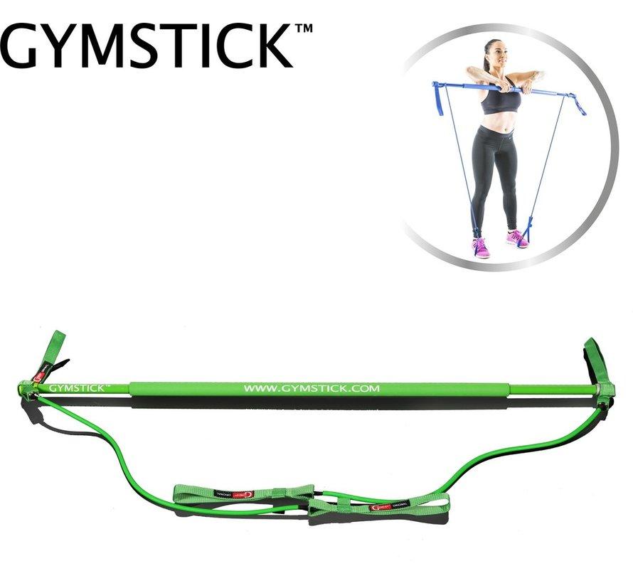 Original 2.0 light groen - Weerstandstraining 1-10 kg / Weerstandsstok / Resistance Training - Bekend van TV