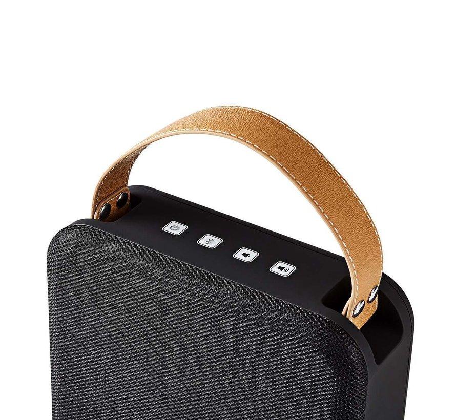 Bluetooth Speaker - 45W - Zwart - Oplaadbaar - Waterbestendig