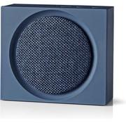 Nedis Bluetooth Speaker - Vierkant  - 9W - Blauw - Oplaadbaar