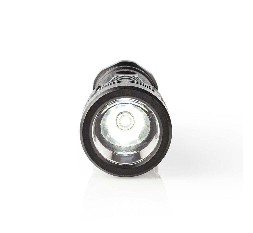 Waterproof IPX7 LED zaklamp - 280 Lumen - 5 Watt - 250 meter