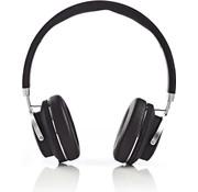 Nedis Draadloze koptelefoon - Bluetooth - On-ear - Travelcase - Oplaadbaar - Microfoon