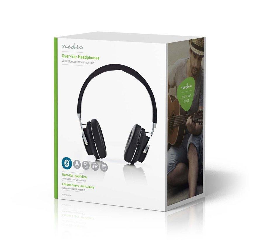 Draadloze koptelefoon - Bluetooth - On-ear - Travelcase - Oplaadbaar - Microfoon