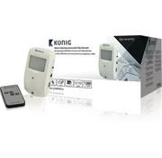 König Bewegingsmelden met Spycam - Detector met Geïntegreerde Camera