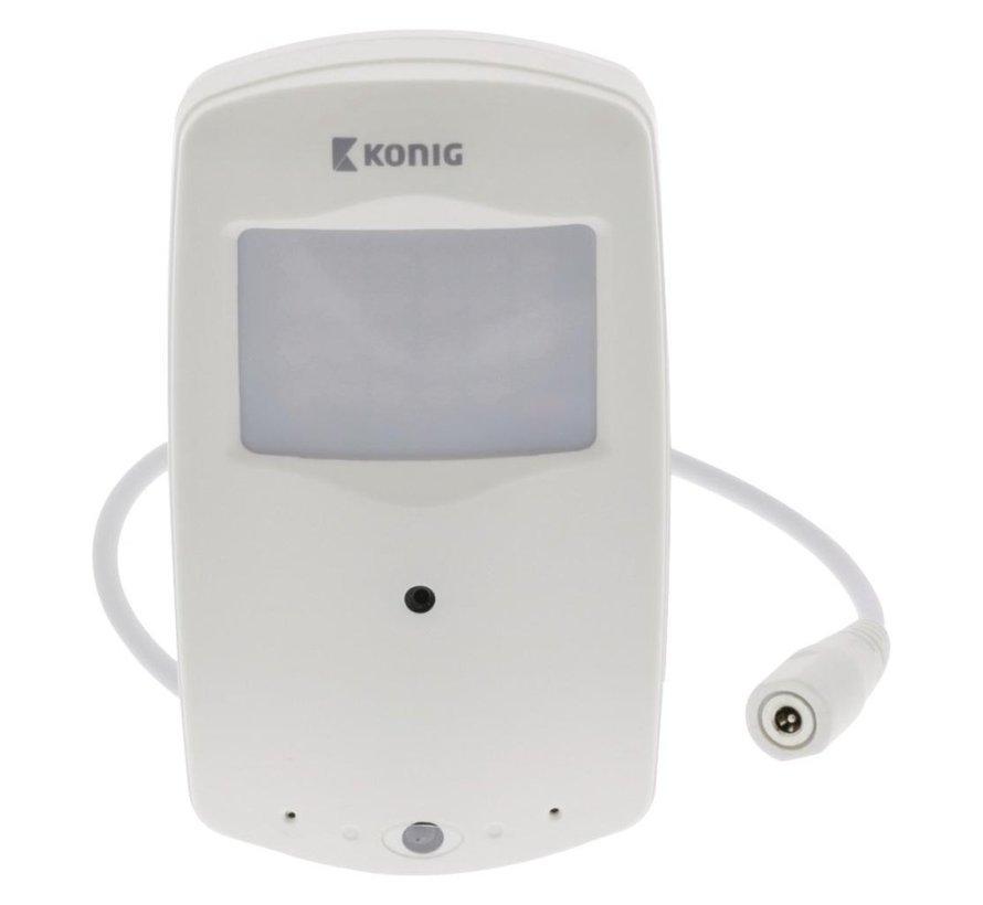 Bewegingsmelden met Spycam - Detector met Geïntegreerde Camera