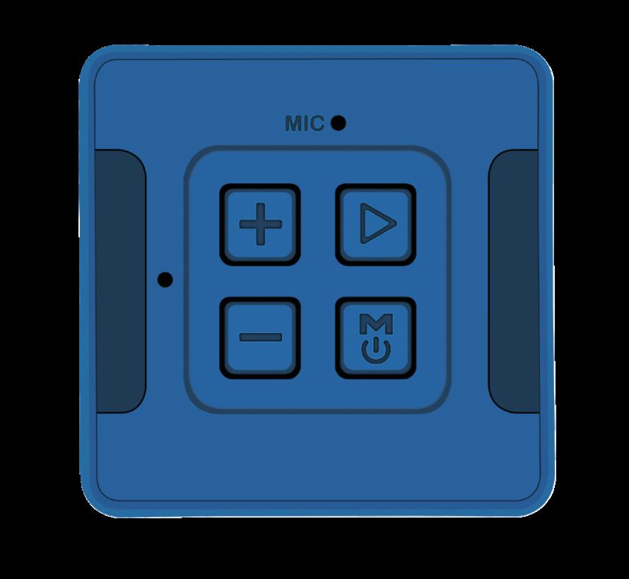 Urban Ziva Wireless Bluetooth Speaker - 6W - Blauw - Oplaadbaar
