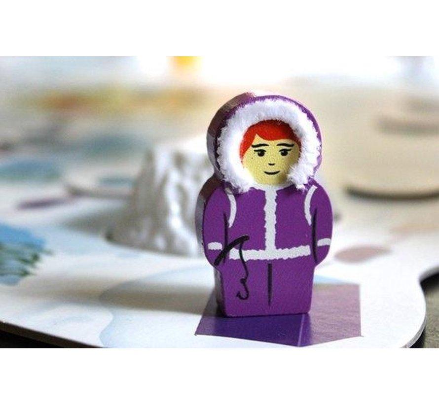 Go Go Eskimo - gezelschapsspel - familiespel - kinderspel