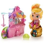 Nickelodeon Fisher Price - Shimmer & Shine - Teenie Genies - Leah's Teenie Genies Vanity speelset