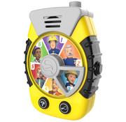 KD Kids Brandweerman Sam Radio - 3 spelmodi voor leuk leren!