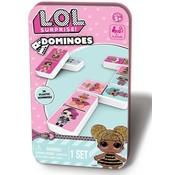 Cardinal Games L.O.L. Surprise! - LOL Dominos met Bewaardoos van blik