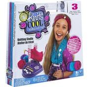 Spin Master Knit's Cool - Knitting Studio - Brei Studio - Leer breien!