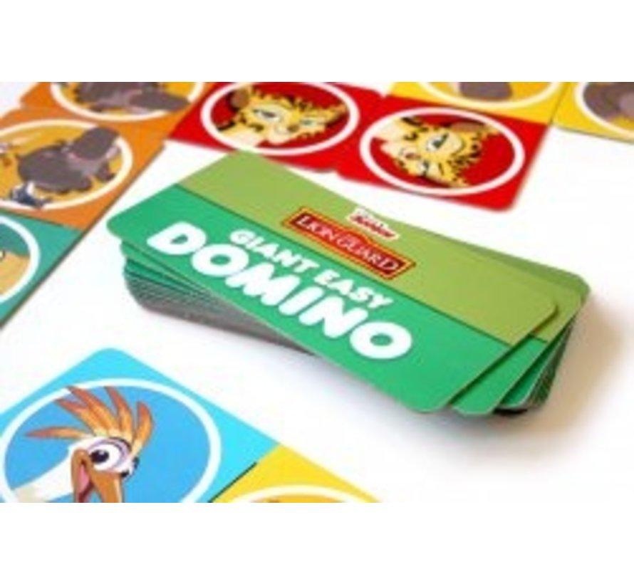 Disney Junior - The Lion Guard - Mega XL Domino voor kinderen