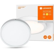 Ledvance PLANON Paneelarmatuur LED rond - 45W - Warm wit - 60cm - Aluminium - Plafondlamp