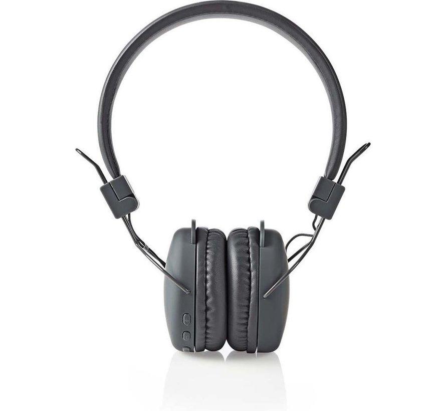 Draadloze koptelefoon - Bluetooth - Opvouwbaar - Microfoon