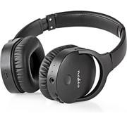 Nedis Draadloze koptelefoon - Bluetooth - ANC - Travelcase - Oplaadbaar - Microfoon