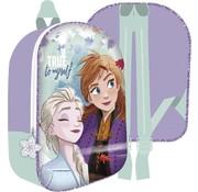 Disney Frozen II - Junior 3D rugzak - Kinder rugtas