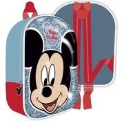 Disney Mickey Mouse - Junior 3D rugzak - Kinder rugtas