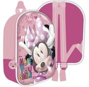Disney Minnie Mouse - Junior 3D rugzak - Kinder rugtas