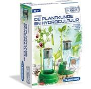 Clementoni Wetenschap & Spel - De plantkunde en hydrocultuur - Experimenteerset