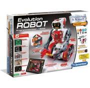 Clementoni Wetenschap & Spel - Evolution Robot met stemtechnologie en APP