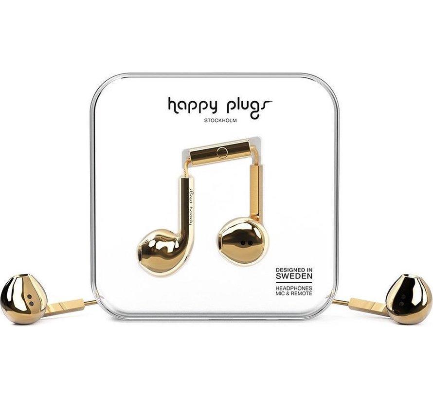 Earbud Plus - In-ear oordopjes - Goud