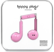 Happy Plugs Earbud Plus - In-ear oordopjes - Roze