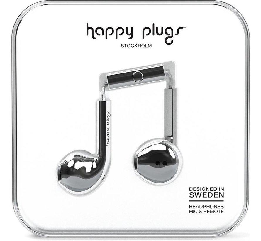 Earbud Plus - In-ear oordopjes - Zilver