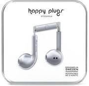 Happy Plugs Earbud Plus - In-ear oordopjes - Grijs